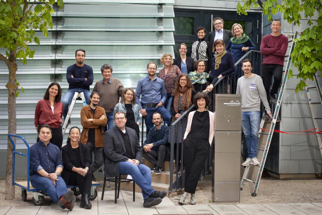 MuThMuTh, Team, Foto: Moritz Schell