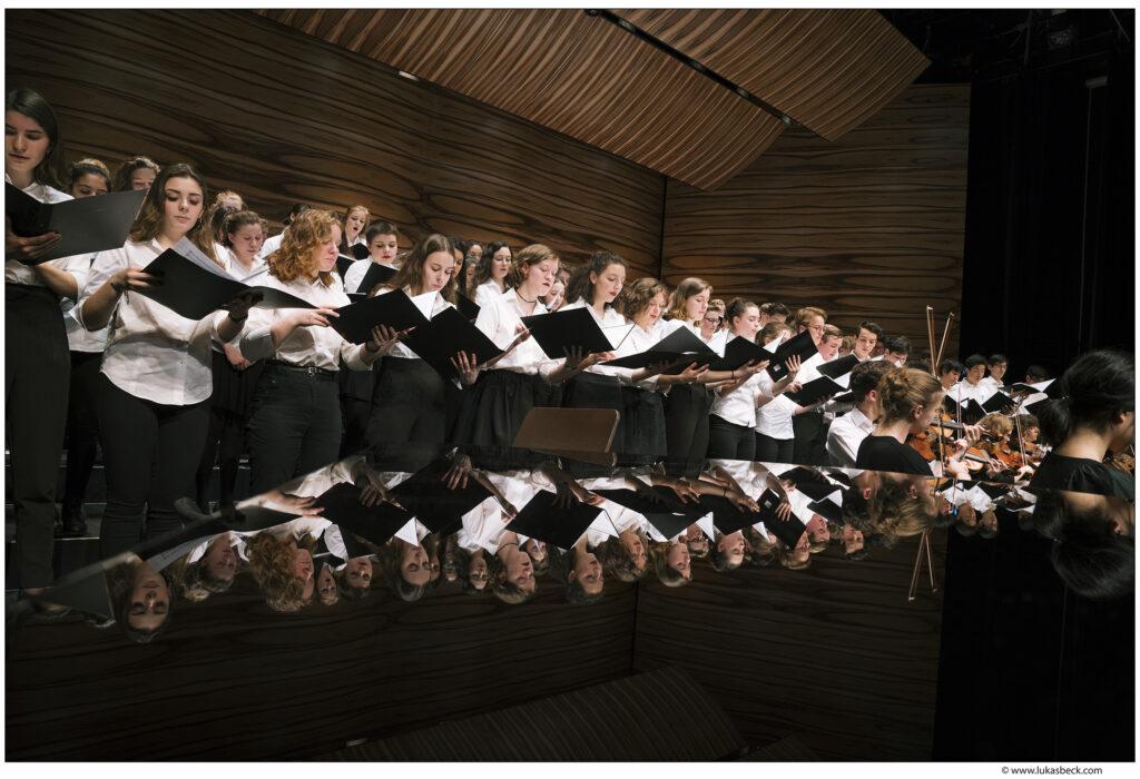 Chorus Juventus, Foto: Lukas Beck