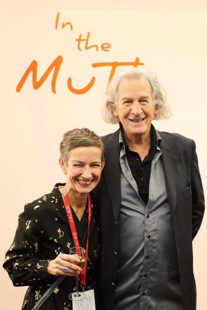 Elke Hesse und Erich Schleyer, 5 Jahre MuTh Fest, Foto: Christian Wind
