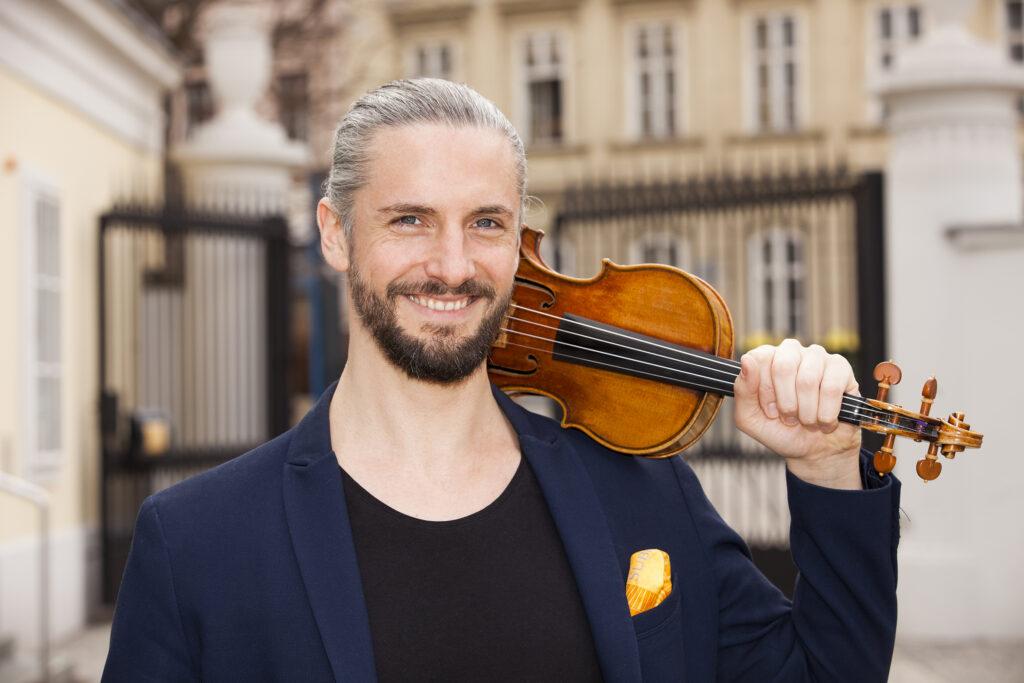 Johannes Fleischmann, Foto: Moritz Schell