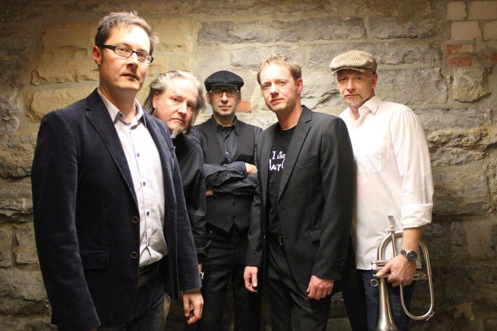 Christian Meyers Band, Foto: Nana Alber