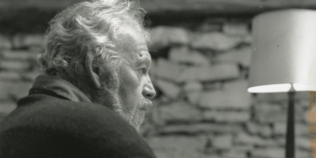 Otto M. Zykan, Foto: Nikolaus Korab