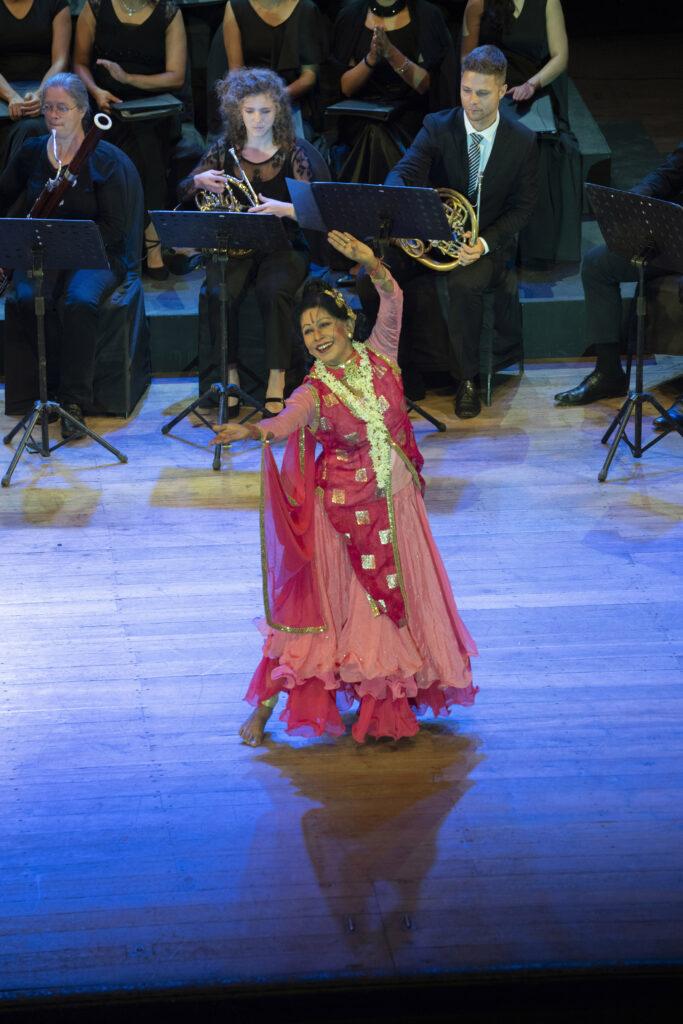 Shakuntala, Shovana Narayan, Foto: Mirka Heinz