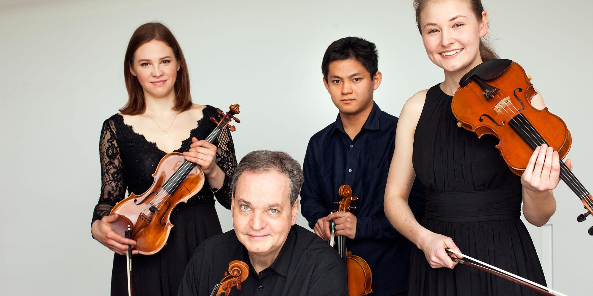 Christian Altenburger & Students