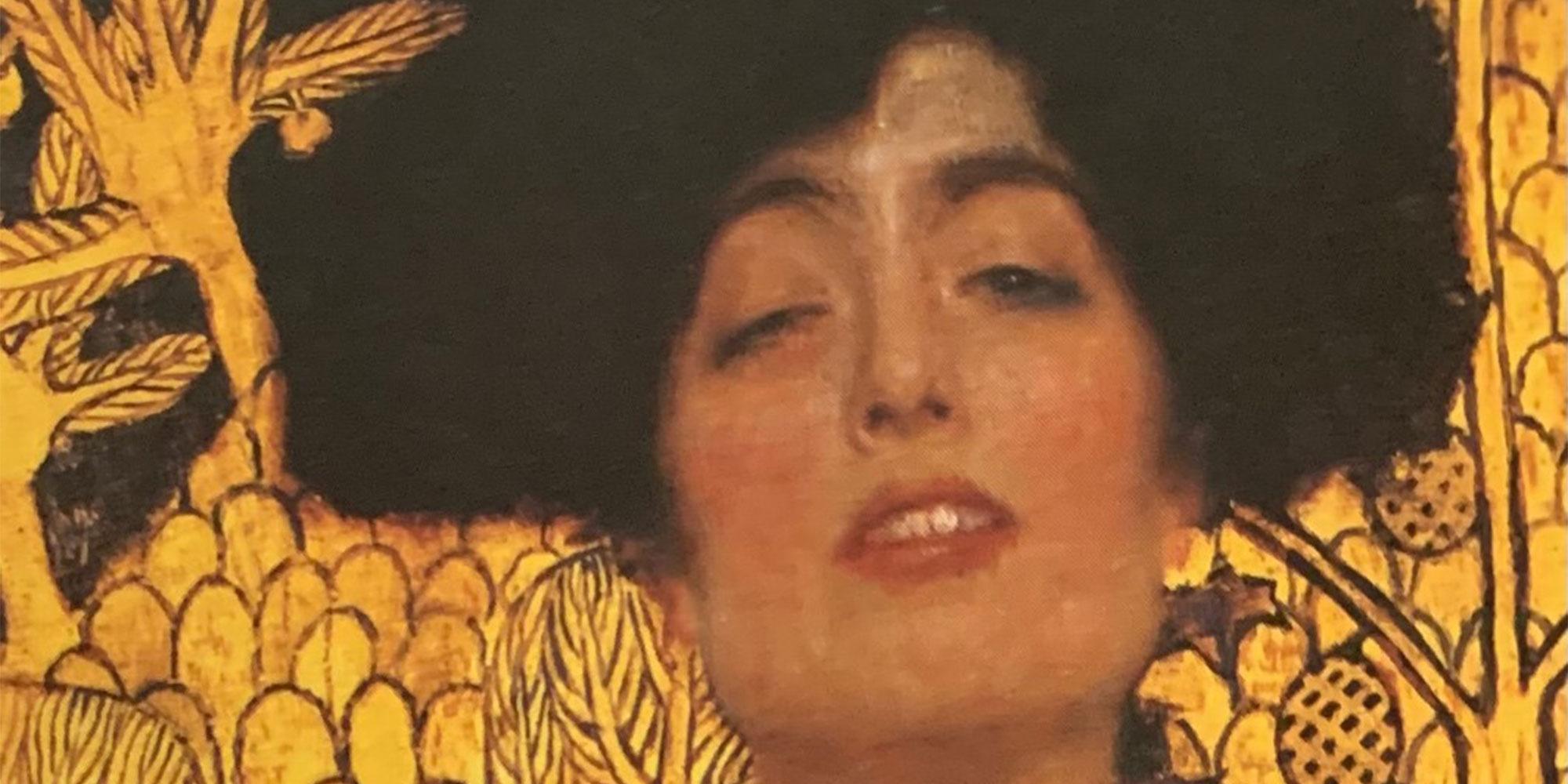 Gustav Klimt: Judith