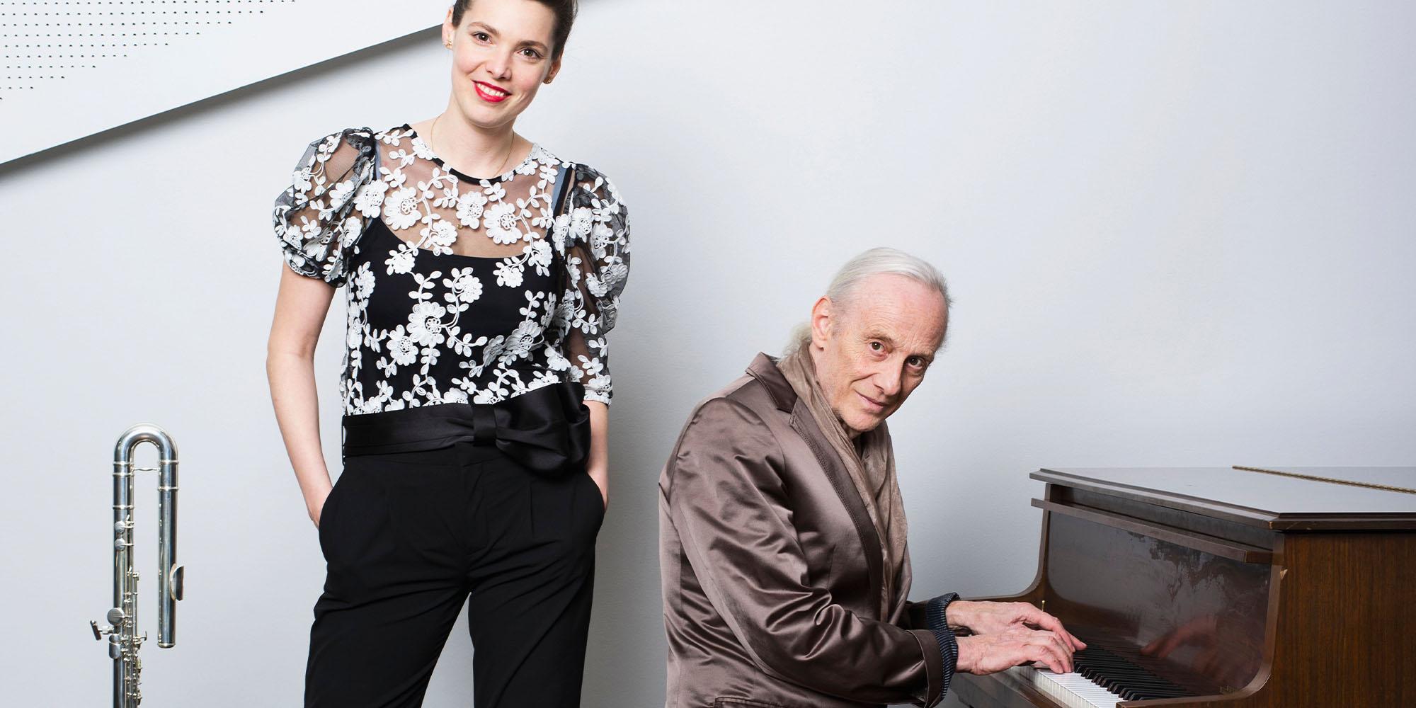 mathias rüegg & Lia Pale
